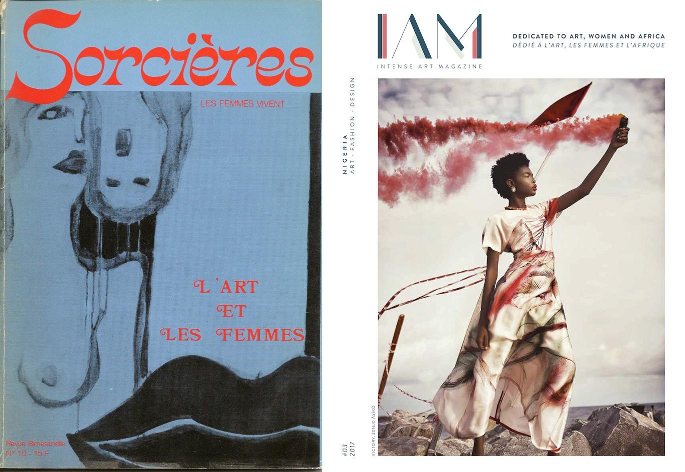 Cycle « Des femmes dans l'art : trajectoires croisées » - AWARE Artistes femmes / women artists