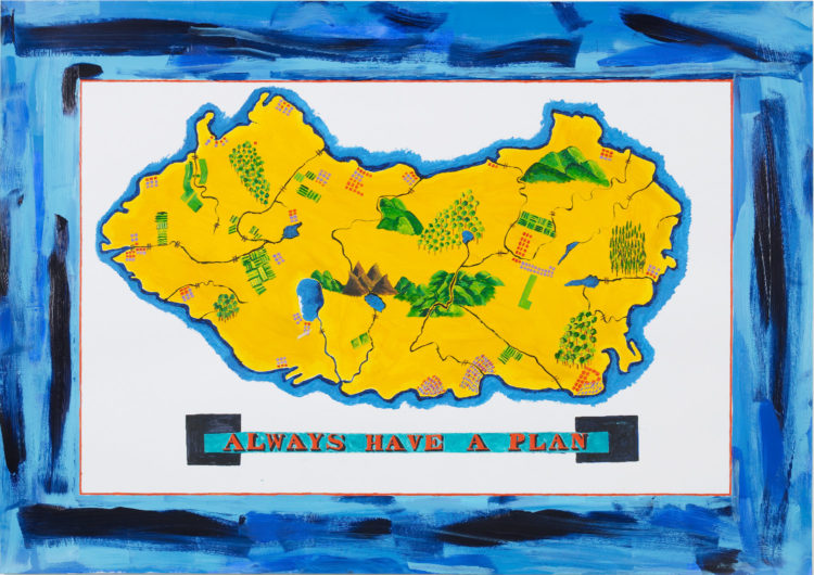 Lubaina Himid — AWARE Women artists / Femmes artistes