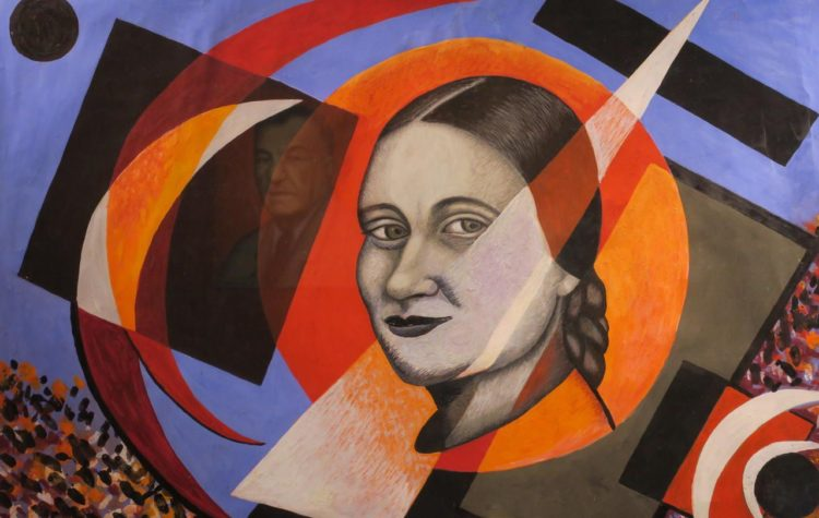 Nadia Khodossiévitch-Léger — AWARE Women artists / Femmes artistes