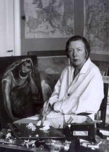 Sigrid  Hjertén — AWARE Women artists / Femmes artistes