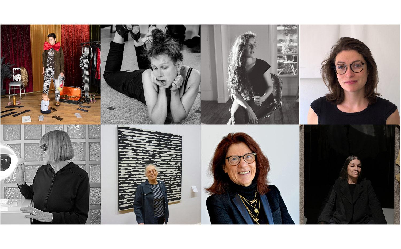 2018 - AWARE Artistes femmes / women artists