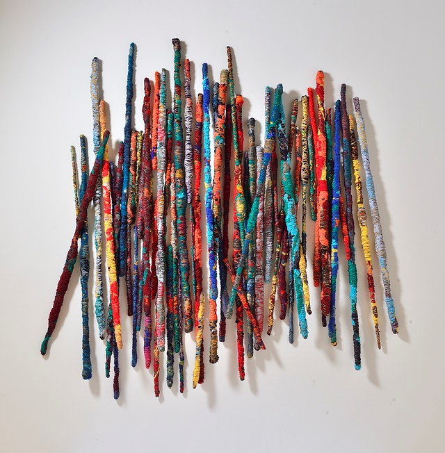 Sheila Hicks. Free threads. Textile and its Pre-Columbian Roots, 1954-2017 - AWARE