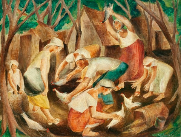 Anita Magsaysay-Ho — AWARE Women artists / Femmes artistes