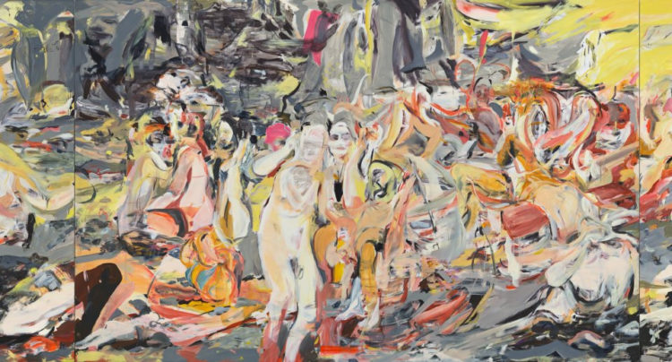 Cecily Brown - AWARE