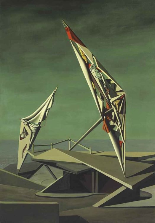 Kay Sage — AWARE Women artists / Femmes artistes