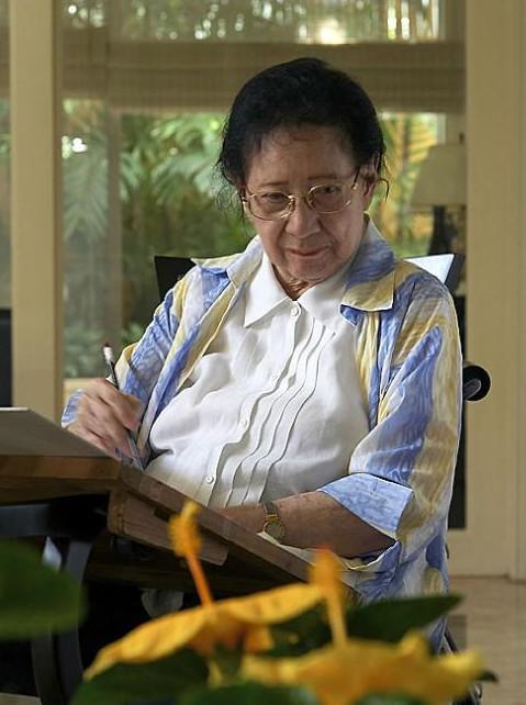 Anita Magsaysay-Ho - AWARE