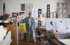 Geta Brătescu — AWARE Women artists / Femmes artistes