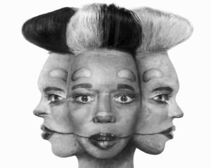 ORLAN, entre artiste et robot - AWARE Artistes femmes / women artists