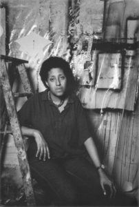 Howardena  Pindell — AWARE Women artists / Femmes artistes