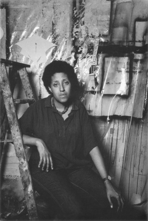 Howardena  Pindell - AWARE