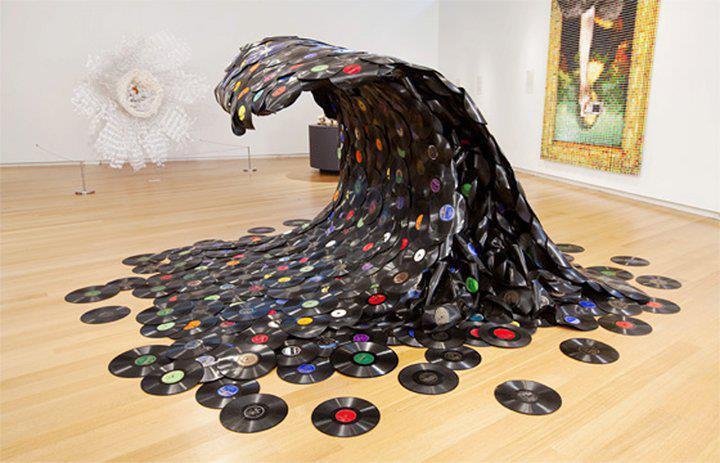 Jean Shin : Collections - AWARE