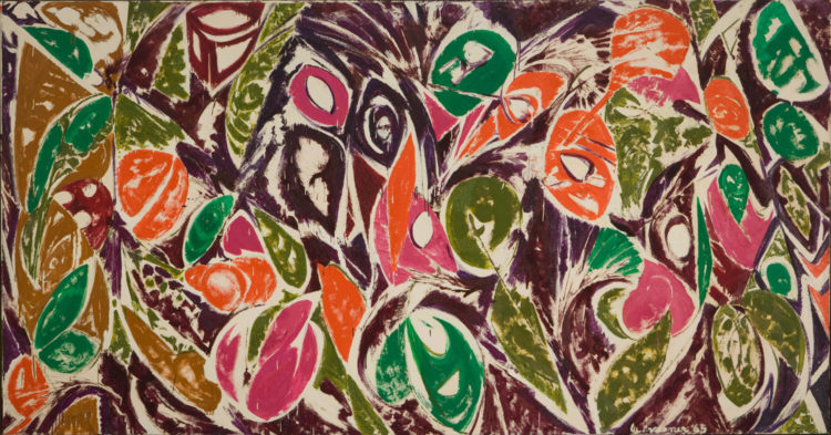 Lee Krasner — AWARE Women artists / Femmes artistes