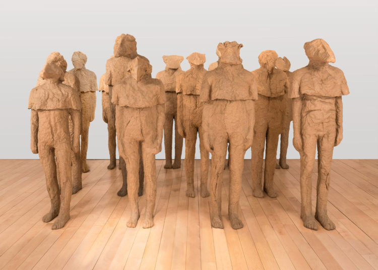 Magdalena Abakanowicz — AWARE Women artists / Femmes artistes
