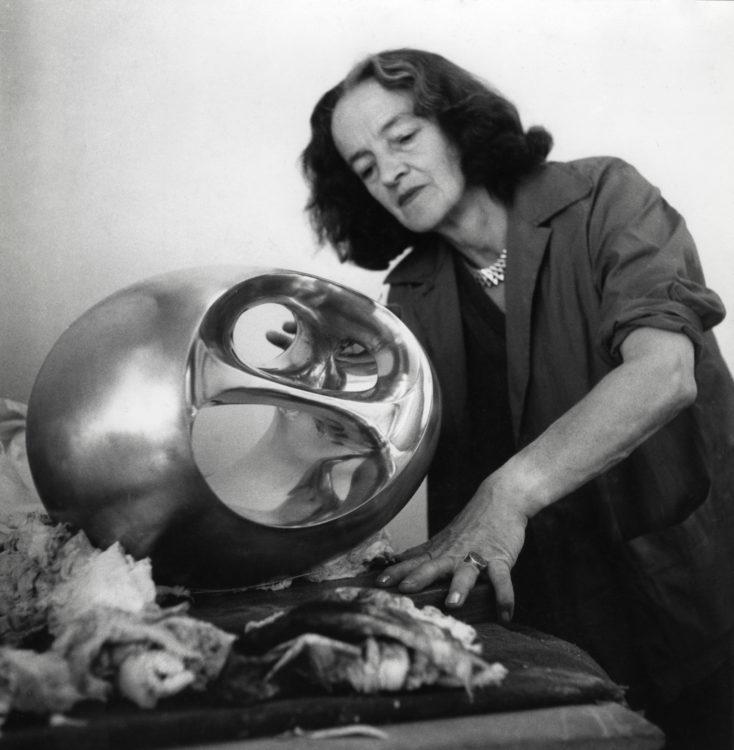 Barbara Hepworth - AWARE