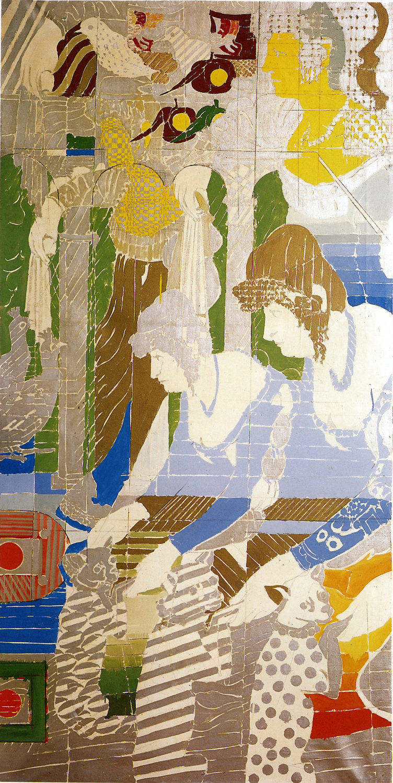 Giosetta Fioroni. Une iconographie du féminin - AWARE Artistes femmes / women artists