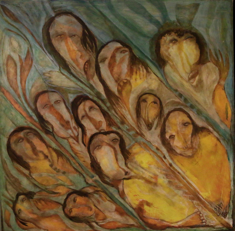 Kamala Ibrahim Ishaq- Archives of Women artists, Research