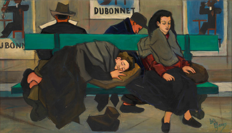 Foreign Artists in Paris in the Early 20th Century - AWARE