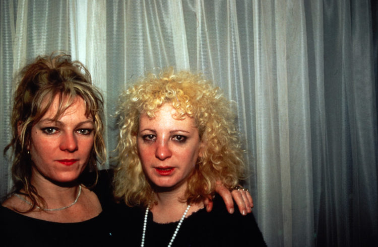 Nan Goldin - AWARE