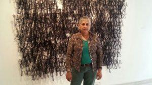 Anita Dube — AWARE Women artists / Femmes artistes