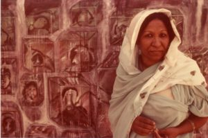 Kamala Ibrahim Ishaq — AWARE Women artists / Femmes artistes