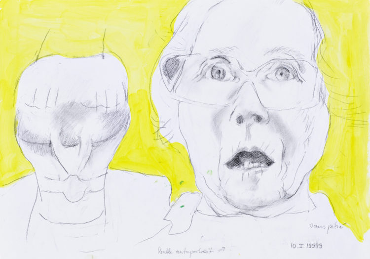 Maria Lassnig, épiphanie de la perception - AWARE