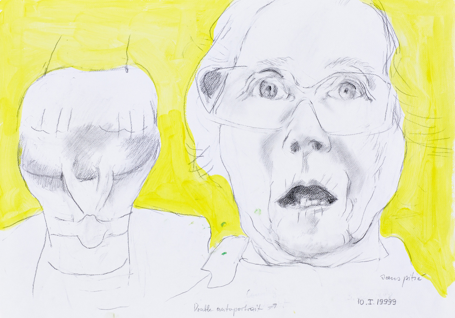 Maria Lassnig, épiphanie de la perception - AWARE Artistes femmes / women artists