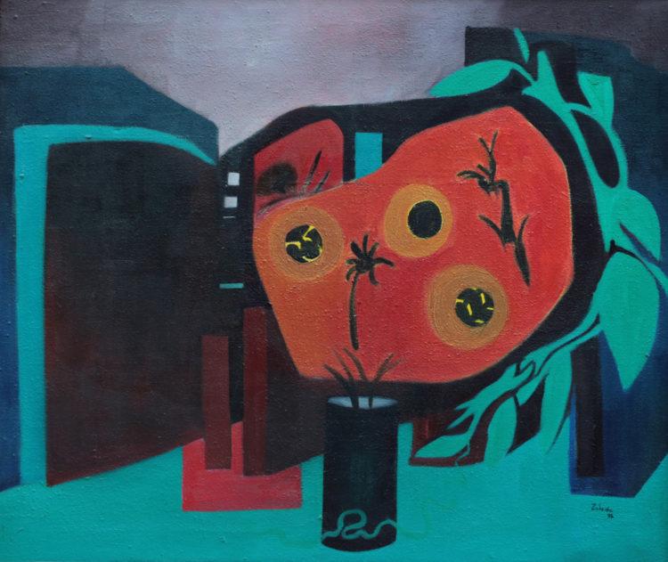 Zubeida Agha — AWARE Women artists / Femmes artistes