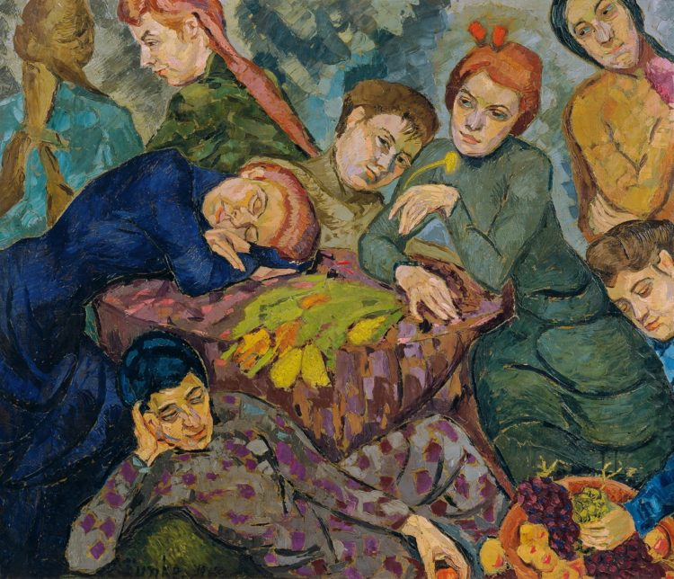 CITY OF WOMEN – FEMALE ARTISTS IN VIENNA FROM 1900 TO 1938 - AWARE