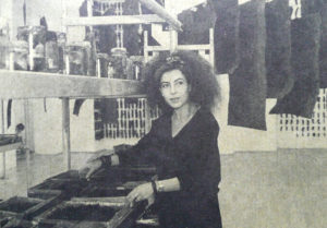 Chohreh Feyzdjou — AWARE Women artists / Femmes artistes