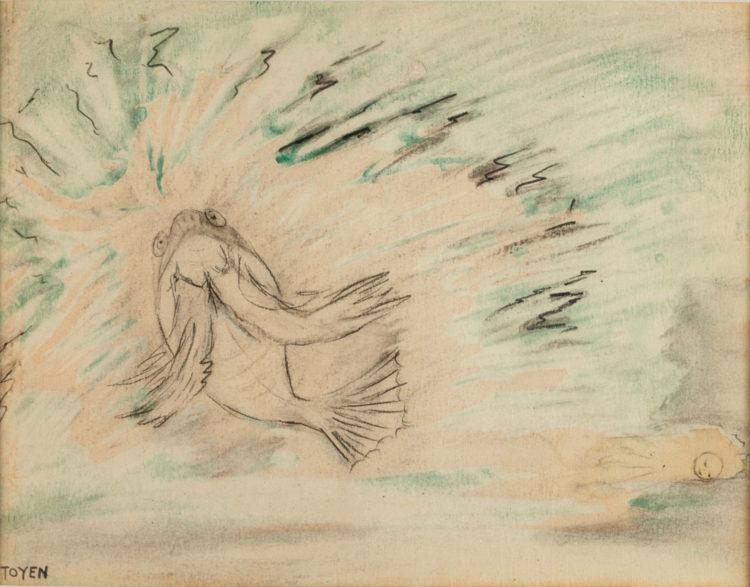 Toyen (Marie Čerminová dite) — AWARE Women artists / Femmes artistes