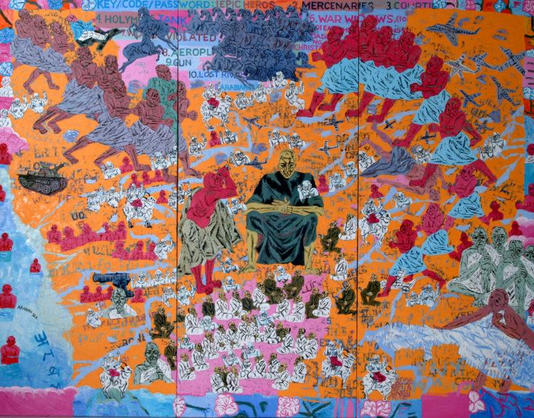 Arpita Singh — AWARE Women artists / Femmes artistes