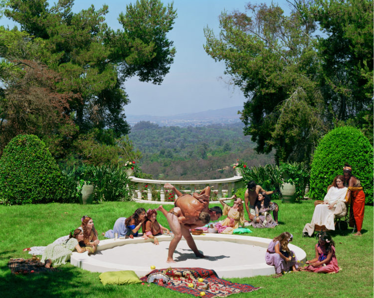 Eleanor Antin — AWARE Women artists / Femmes artistes