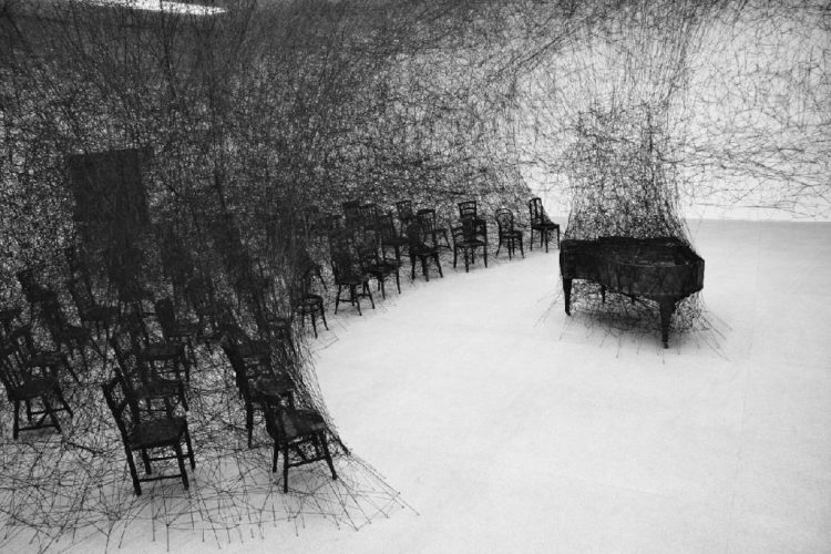 Chiharu Shiota: The Soul Trembles - AWARE