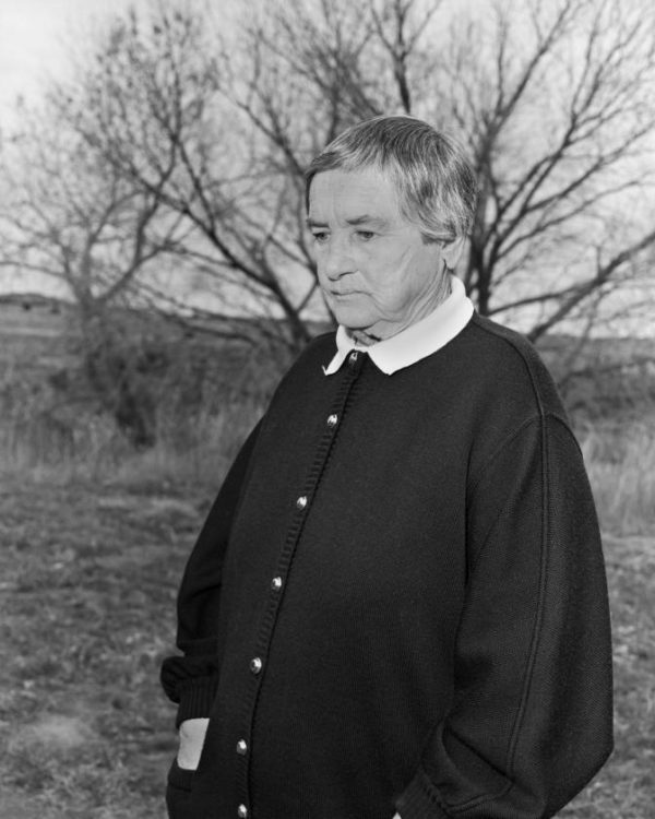 Agnes Martin: The mind knows what the eye has not seen - AWARE