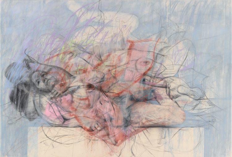 Jenny Saville - AWARE