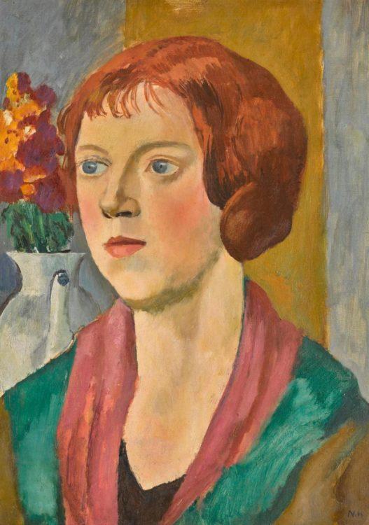 Nina Hamnett — AWARE Women artists / Femmes artistes