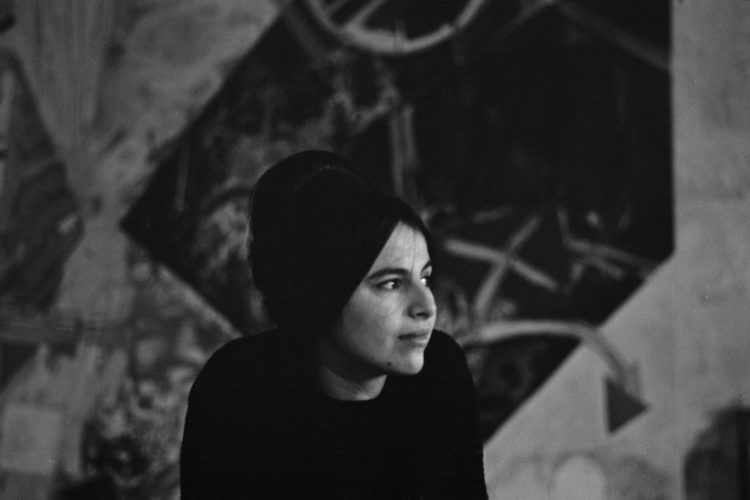 Eva Hesse - AWARE