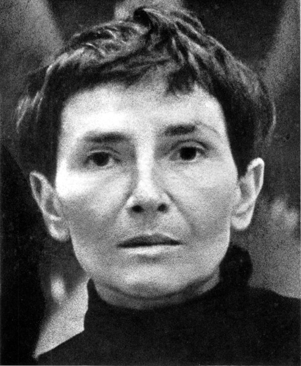 Maria Jarema - AWARE