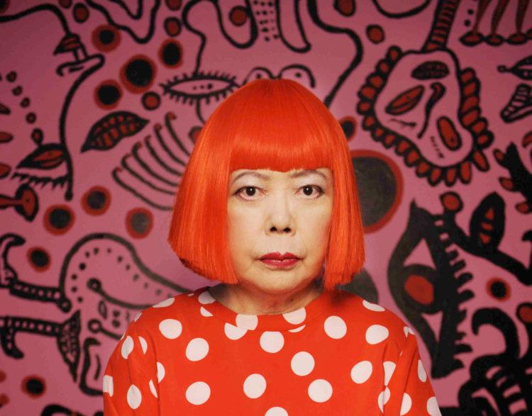 Yayoi Kusama - AWARE