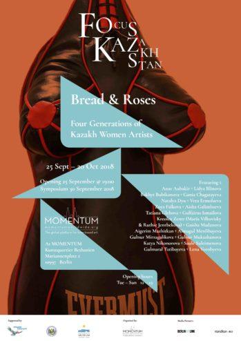BREAD & ROSES: Four Generations of Kazakh Women Artists - AWARE