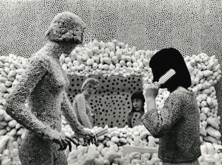 Yayoi Kusama — AWARE Women artists / Femmes artistes