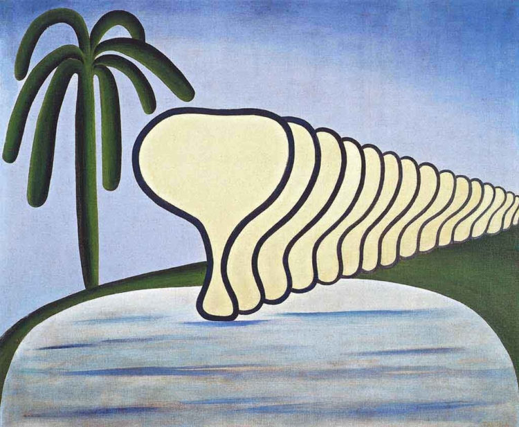 Tarsila do Amaral — AWARE Women artists / Femmes artistes