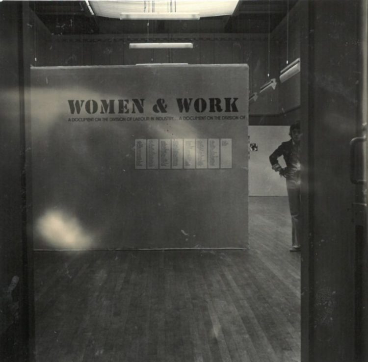 ARCHIVE DISPLAY: REVISITING WOMEN AND WORK - AWARE