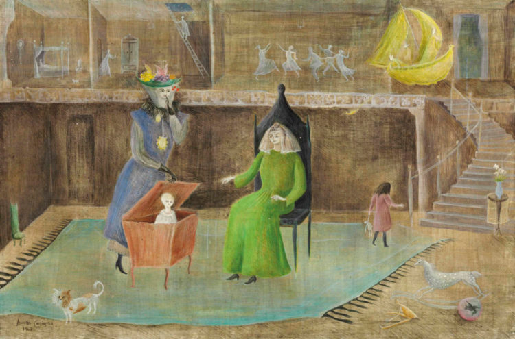 Leonora Carrington — AWARE Women artists / Femmes artistes