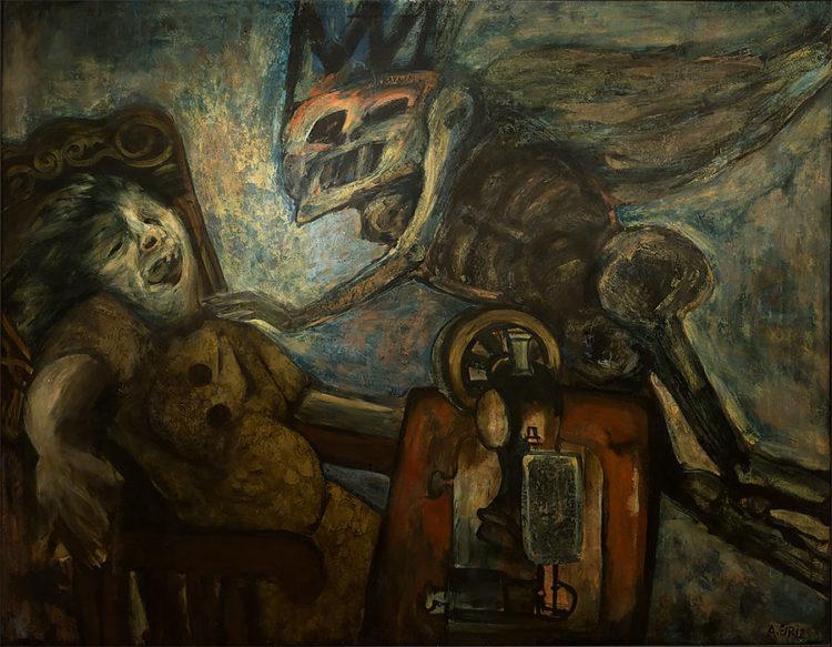 Antonia Eiriz — AWARE Women artists / Femmes artistes