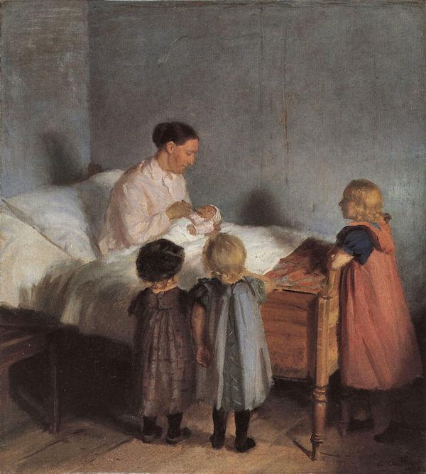 Anna Ancher - AWARE
