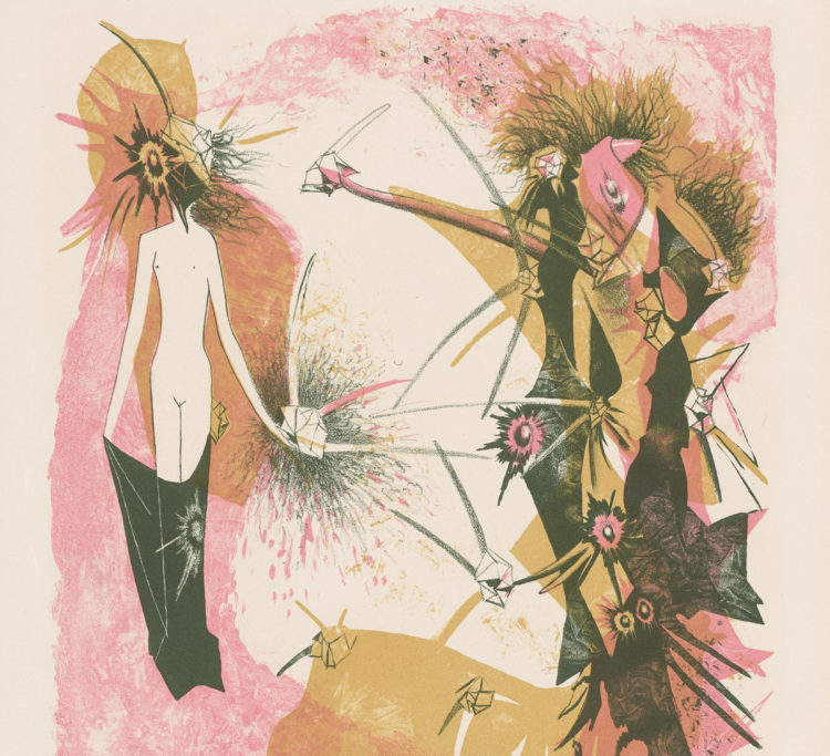 The Graphic Work of Dorothea Tanning - AWARE