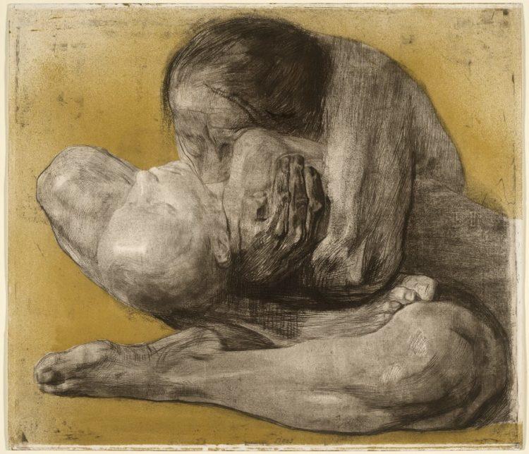 Portrait of the Artist: Käthe Kollwitz - AWARE