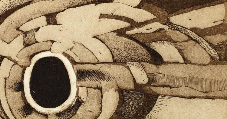 Into the Void: Prints of Lee Bontecou - AWARE