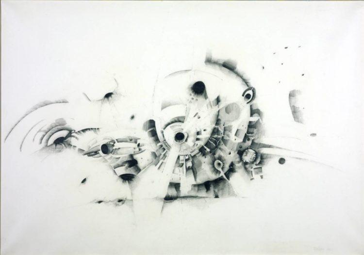 Lee Bontecou — AWARE Women artists / Femmes artistes